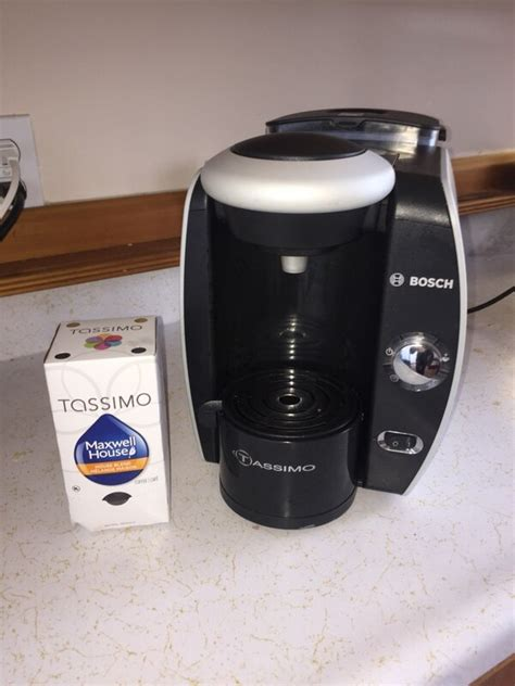 Buy coffee vending machine and get the best deals at the lowest prices on ebay! Used Tassimo coffee machine w/ coffee for sale in Halifax ...