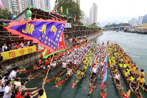 Dragon Boat Festival In Thailand by Experience Dragon Boat Festival With The Peninsula Hong