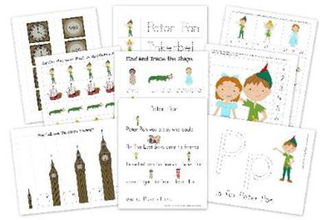 pan preschool pack 498 | Peter Pan collage 392x266