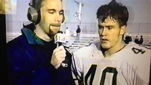 Kyle Brandt High School Illinois State Playoffs 1996