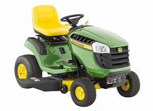 John Deere D125-42 Lawn Mower  U0026 Tractor