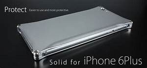 Milled Aluminum Case For Iphone 6plus