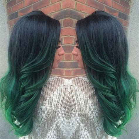 Best 25 Emerald Hair Ideas Only On Pinterest Emerald