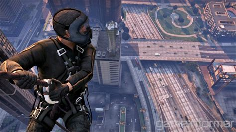 Grand Theft Auto V Plot And Images; New Images From