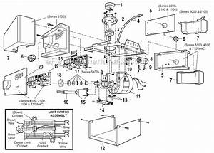 Chamberlain 710whc Parts List And Diagram