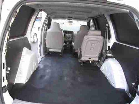 seat cargo van  cars modified dur  flex
