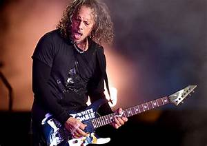 "Kirk Hammett: Joe Satriani ""Kicked My Ass"" - Guitar World"