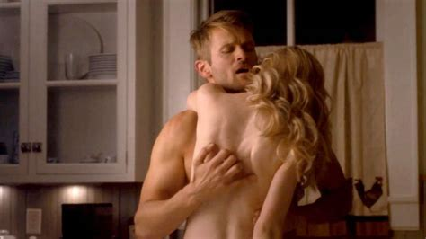 Emma Rigby Sex In The Kitchen Scene From Hollywood Dirt
