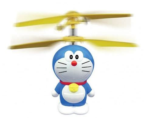 Doraemon Flying Copter With Infrared