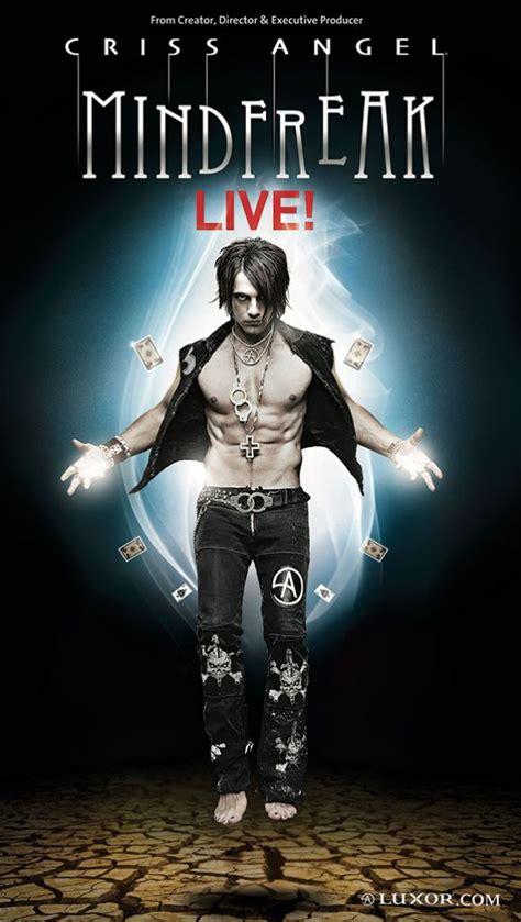 CrissAngel Mindfreak Live