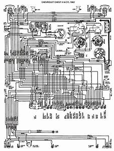Wiring Diagram Of 1962 Chevrolet Chevy Ii 4