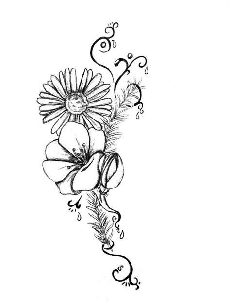 daisy tattoo designs   Tattoo Flower by ~KuroiRyuu666 on deviantART   Daisy tattoo designs, Lace