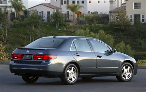2005 Honda Accord Hybrid Pictures/photos Gallery