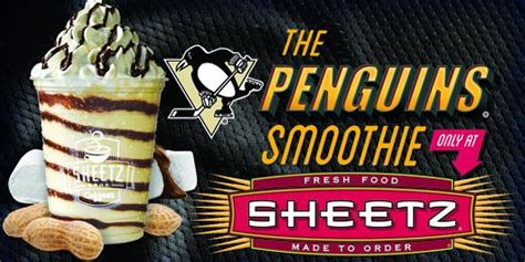 Don't worry, sheetz also offer a few delicious vegetarian dishes to the vegan customers. sheetz penguin smoothie