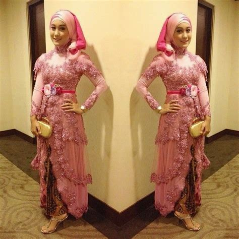 not ibu kita kartini 37 best images about gamis pesta on wedding fashion and kebaya