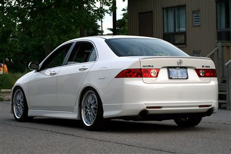 acura tsx the integra gs r of 22nd century right foot