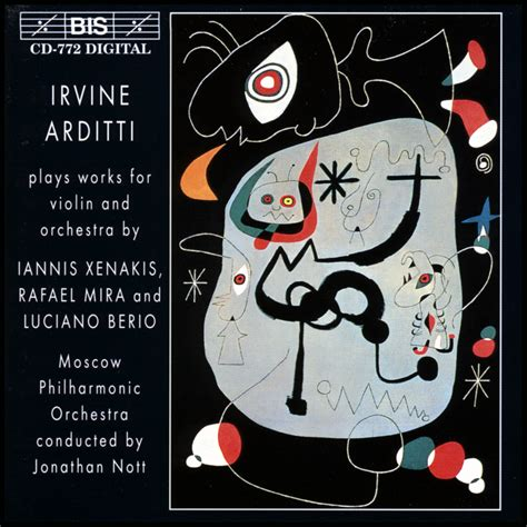 Works For Violin And Orchestra By Xenakis