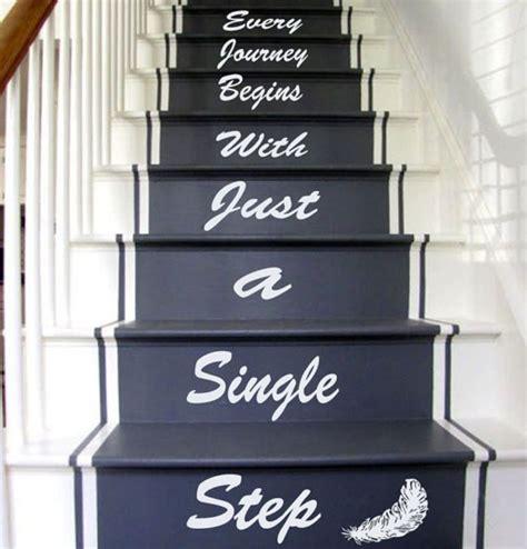 stairway wall decorating ideas  pinterest