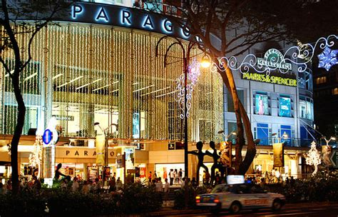 paragon recommended shopping mall thebestsingaporecom