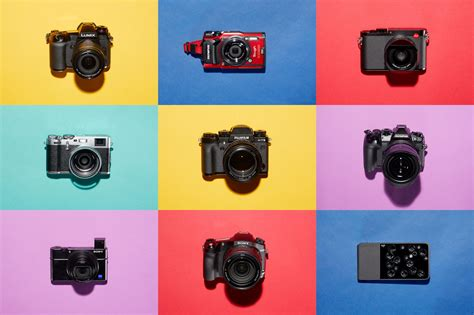 Best Compact Cameras 2019