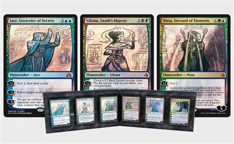 mtg deck wins 2017 the magic the gathering 2017 planeswalker pack sdcc
