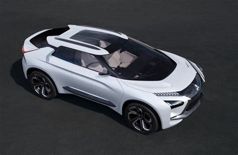 New Mitsubishi Evolution by Mitsubishi E Evolution Concept Revealed New Direction For