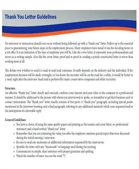 sample business letter layout  examples  word