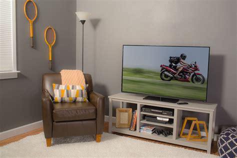easy  build tv stand buildsomethingcom