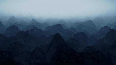 Mountains Background Mountains Background For Titles Intro Projects And Etc