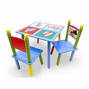 Ensemble Table 2 Chaises Enfant Achat Vente Table