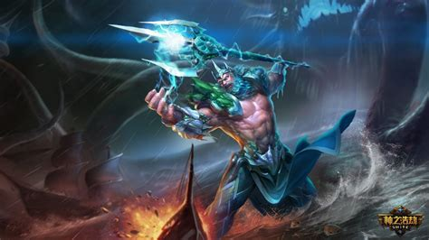 Smite Wallpapers, Pictures, Images