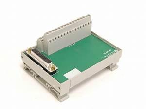 Used Allen Bradley 8 Channel Differential Wiring Module