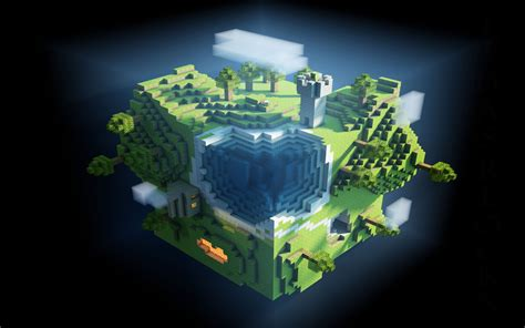 minecraft desktop pc  mac wallpaper
