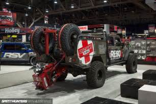Sema Off-Road Trucks