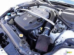 2005 Nissan 350z Enthusiast Coupe 3 5 Liter Dohc 24