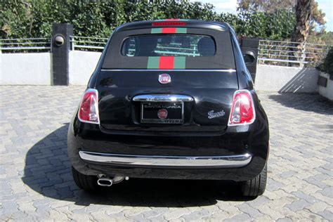Gucci Fiat Convertible by 2012 Fiat 500 Pictures Cargurus