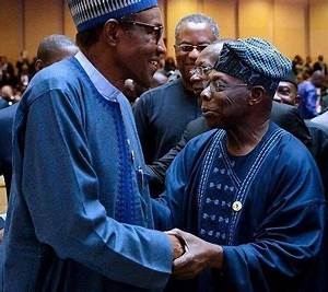 25 Things Obasanjo Said About Buhari, Osinbajo And INEC ...