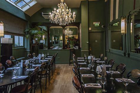 Private Dining At Browns Edinburgh