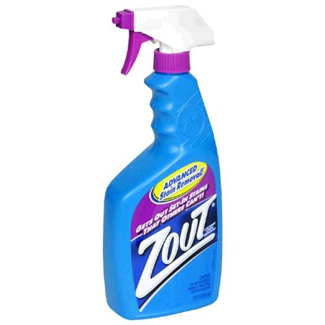 Laundry Stain Removers America S by Zout Laundry Stain Remover Spray