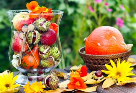 Kuerbis Dekorationsideen by Herbstliche Dekorationen Selbst Gemacht Mamiweb De