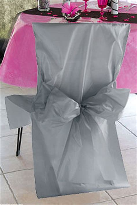 noeud chaise mariage le lot de 10 housses chaise luxe satin avec noeud pictures
