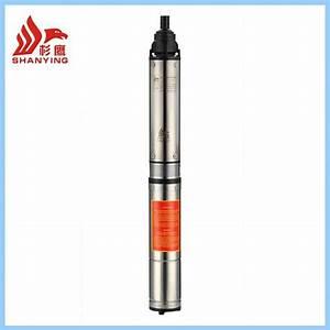 Export To Oversea 220 Volt Submersible Screw Water Pump