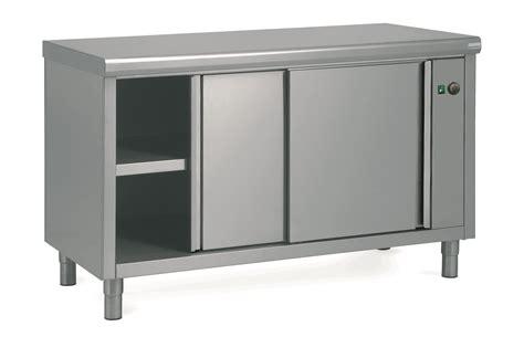 meuble de cuisine porte coulissante meuble bas chauffant 140x70 cm avec une étagère réglable
