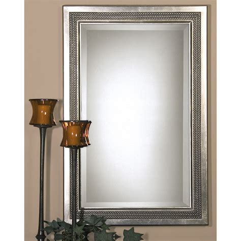 Uttermost Mirror Sale by Uttermost Mirrors 14411 B Beaded Vanity Mirror