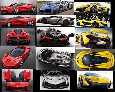 Lamborghini Veneno Vs Bugatti