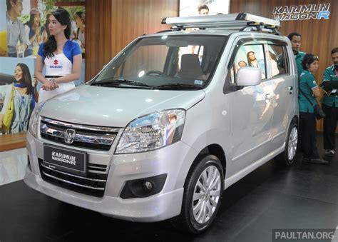 Suzuki Karimun Wagon R Picture by Karimun Wagon R Blue