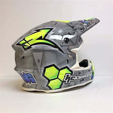custom motocross helmet painting custom helmet painting moto related motocross forums