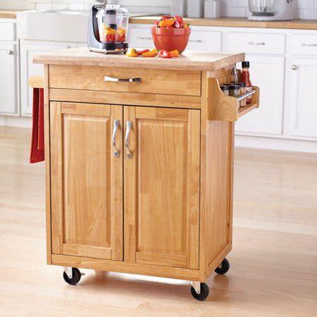 mainstays kitchen island cart mainstays kitchen island cart finishes walmart 7331