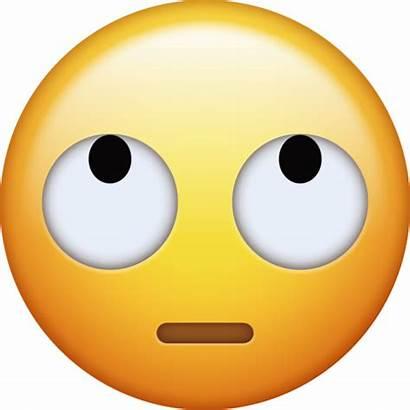 Emoji Rolling Eyes Iphone Icon