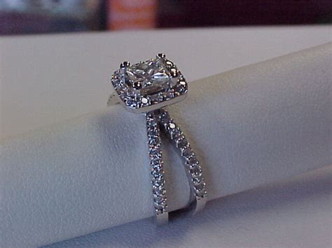Engagement Rings For Cheap White Gold